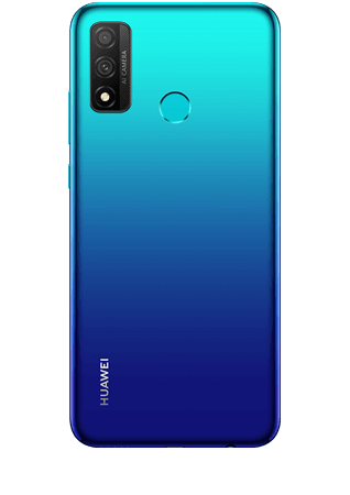 Huawei P smart 2020 bleu