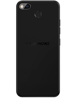 Fairphone Fairphone 3 plus noir
