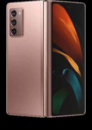 Samsung Z Fold2 5G bronze