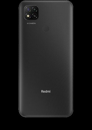Xiaomi Redmi 9C NFC gris
