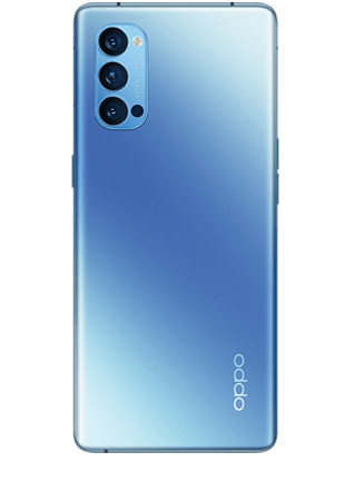 OPPO Reno4 Pro bleu 5G