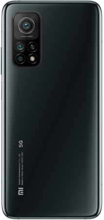 Xiaomi Mi 10 T 5G noir
