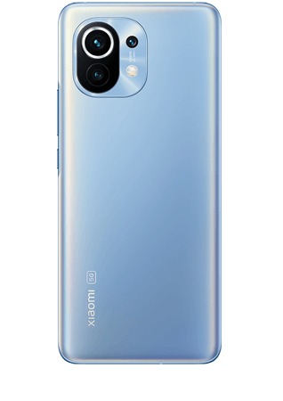 Xiaomi Xiaomi Mi 11 5G bleu