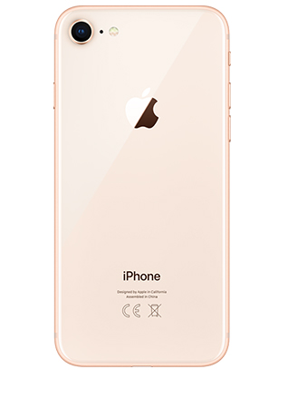 iPhone reconditionné 8 or 64Go grade A Recommerce