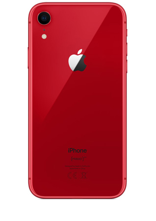 iPhone reconditionné iPhone XR rouge 64Go Grade A Again