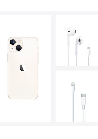 Apple iPhone 13 mini Lumière stellaire 128Go