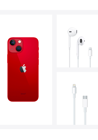 Apple iPhone 13 mini PRODUCT RED 128Go
