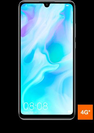 vue1 - Huawei P30 lite blanc