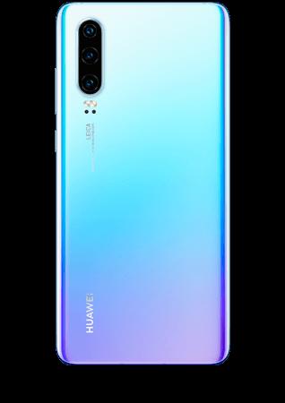 Huawei P30 nacre