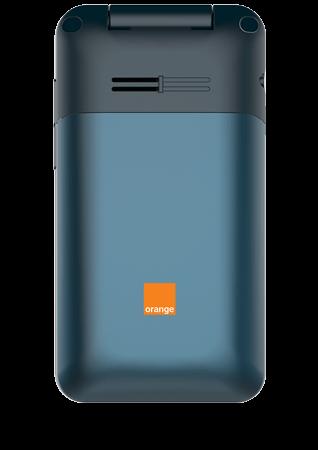 Orange Dixo bleu