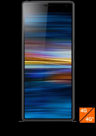 Xperia X10 noir vue 1