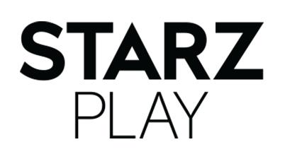 Logo starz Play