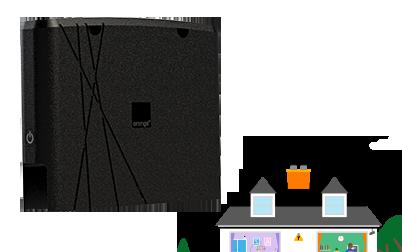 la femtocell d orange. Black Bedroom Furniture Sets. Home Design Ideas