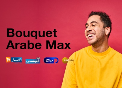 Bouquet Arabe Max