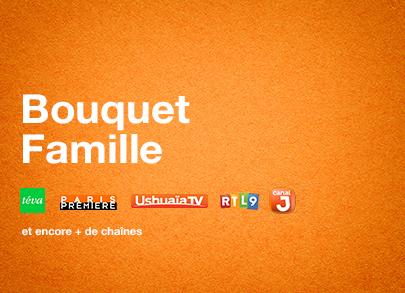 Bouquet Famille
