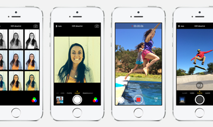 iphone 5 appareil photo megapixel