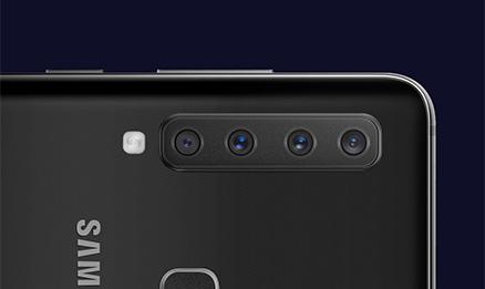 Quadruple appareil photo