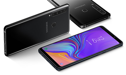 differents modeles cotes samsung galaxy a9