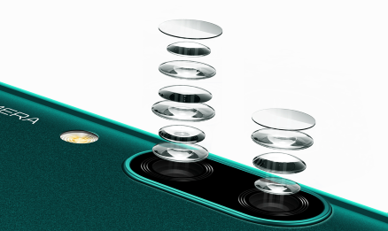 Huawei P Smart appareil photo retractable