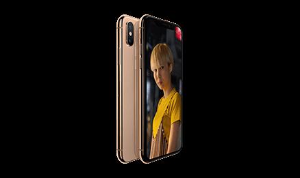 iPhone XS photographie double apapreil effet bokeh