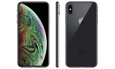 iPhone XS Max verre resistant