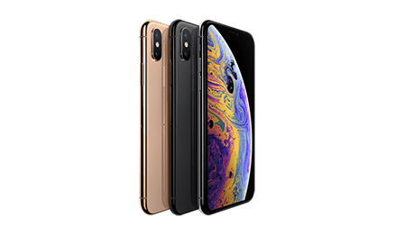 iPhone XS design tout ecran OLED Super Retina