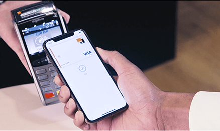 Apple Pay et Orange Bank