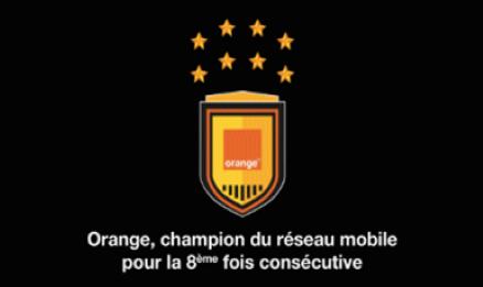 Orange reseau mobile numero 1