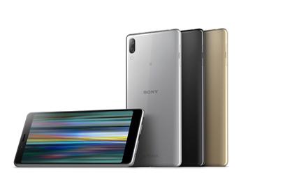Sony Xperia L3 _ ecran