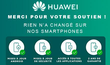 vignette engagement Huawei