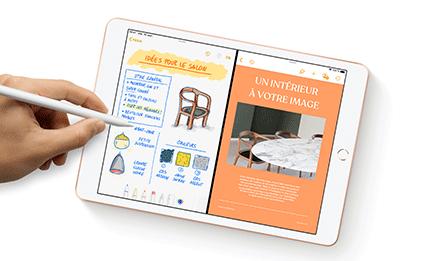 Zig Zag 3 iPad 10 2019 Wi fi