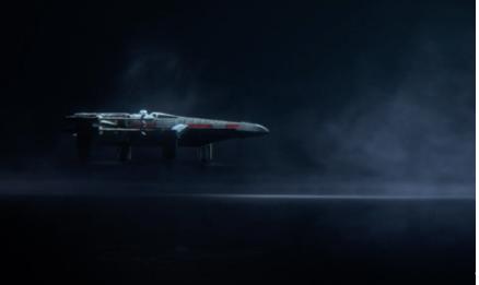 Drone star Wars Propel