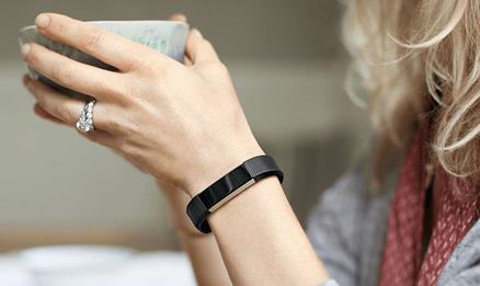 Montre Fitbit Alta Noir