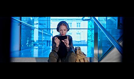 zigzag 3 Sony Xperia 1 noir