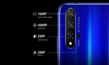 zigzag5-Honor 20 bleu camera
