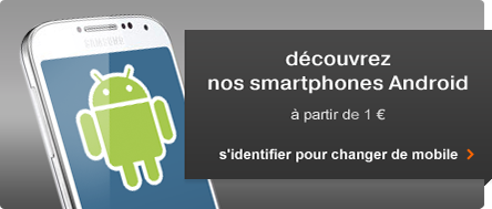 sélection android