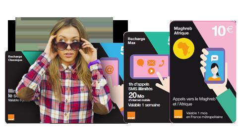 mobile carte prepayee mobicarte