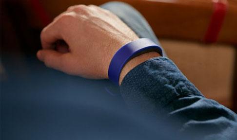 Bracelet Sony Smartband 2- FT vue2