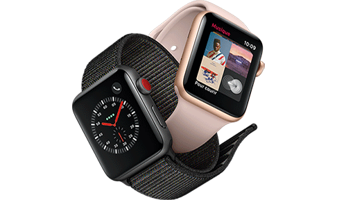Lifestlye Apple Watch Series 3 4g