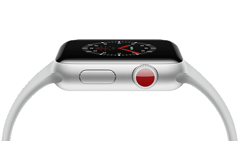 Lifestlye Apple Watch Series 3 4G 2