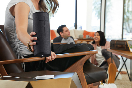 Lifestyle 1 Enceinte Bluetooth Ultimate Ears MEGABOOM 3 noire