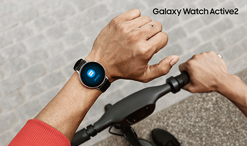 Lifestyle 1 Galaxy Watch Active2 BT