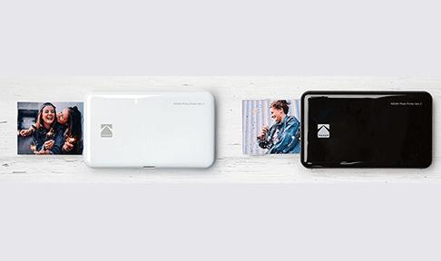 Lifestyle 1 Imprimante Kodak Mini 2 rose