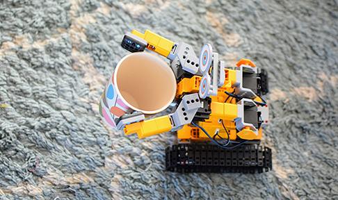 Robot connecte UBTECH Jimu Tankbot LIFESTYLE 1
