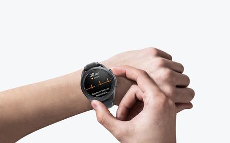 Samsung Galaxy Watch3 4G Noire 45mm