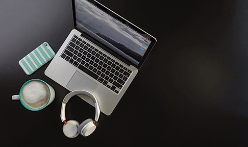 Zig Zag Casque Backbeat Platronics 505 Blanc vue 1