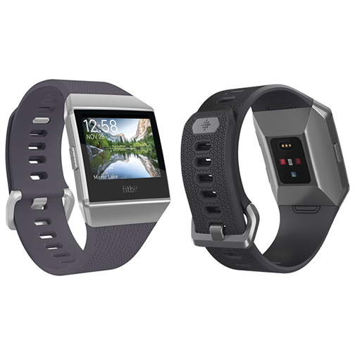 Montre Fitbit Charbon Ionic Graphite Gris HED29IW