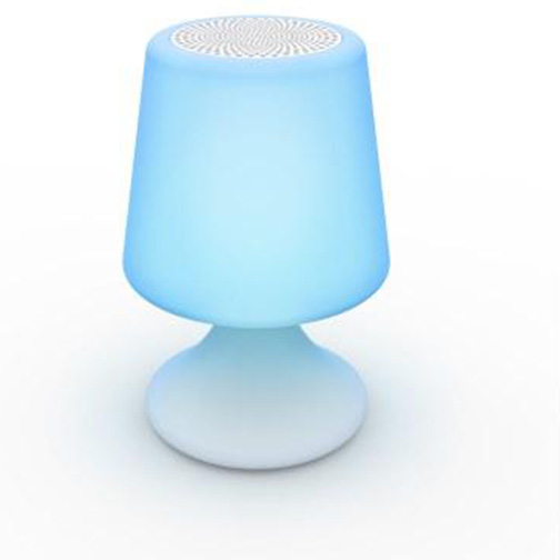 Lampe Enceinte Bluetooth Colorlight Colorblock