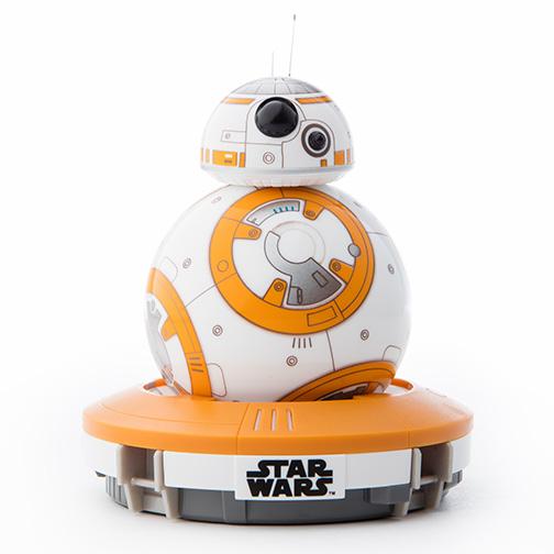 Robot bb8 de starwars par sphero prix et caract ristiques orange - Robot blanc star wars ...