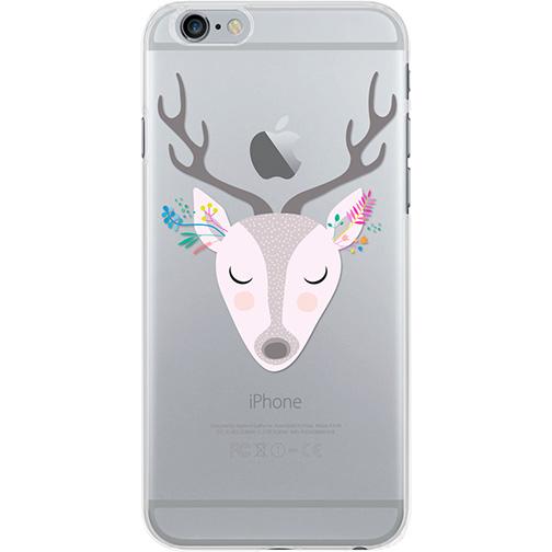 coque cerf iphone 7